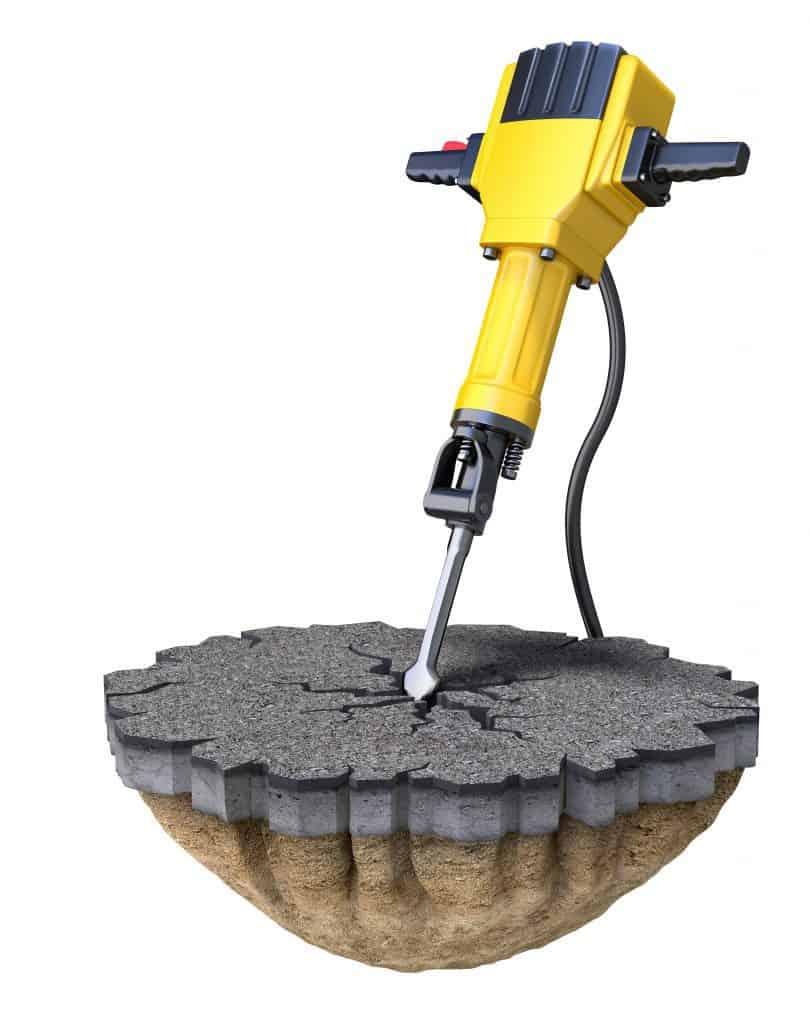 images Jack Hammer Sewa / Rental Mesin Mortar Spray