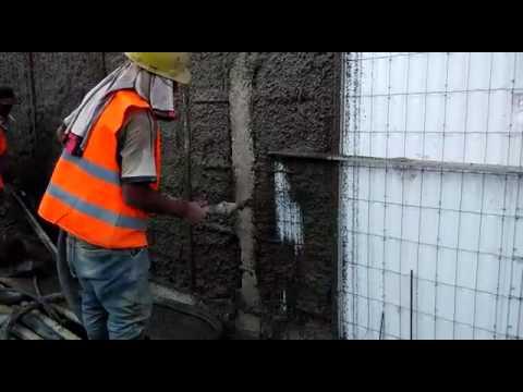 Mesin Mortar Spray Sewa / Rental Mesin Mortar Spray